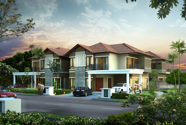 Twin bungalow designs joy studio design gallery best for Twin bungalow plans